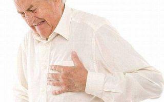 Что такое ибс сердца