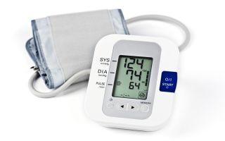 Аппараты для измерения артериального давления