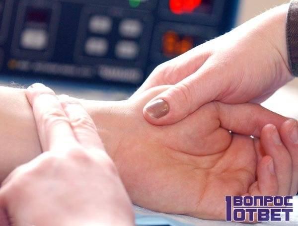 Пульс больше 100 причины что делать - Сердце