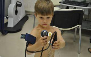 Мониторинг сердца по холтеру