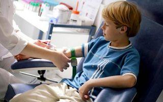 Эозинофилия у детей причины