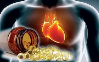 Таблетки для сердца список
