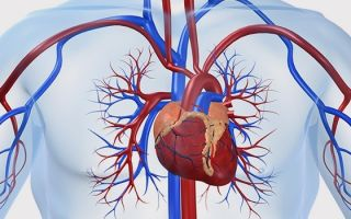 Коронарная сердечная недостаточность