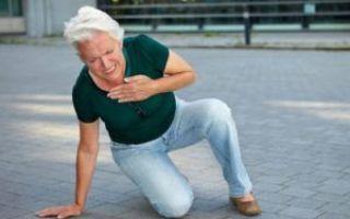 Инфаркт симптомы первые признаки