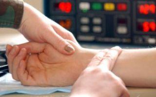 Пульс и давление у детей норма таблица