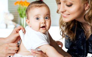 Порок сердца у детей симптомы