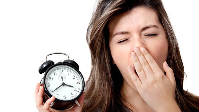 С низким давление люди чувствуют усталость уже с утра