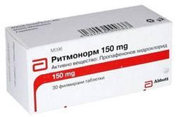 ритмонорм - эффективное лекарство от тахикардии