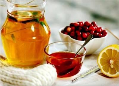 Отличное средство - лимон с медом