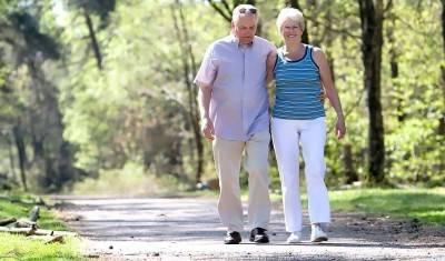 Ежедневные прогулки на свежем воздухе укрепляют сердце