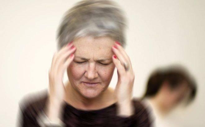 Головные боли и головокружение