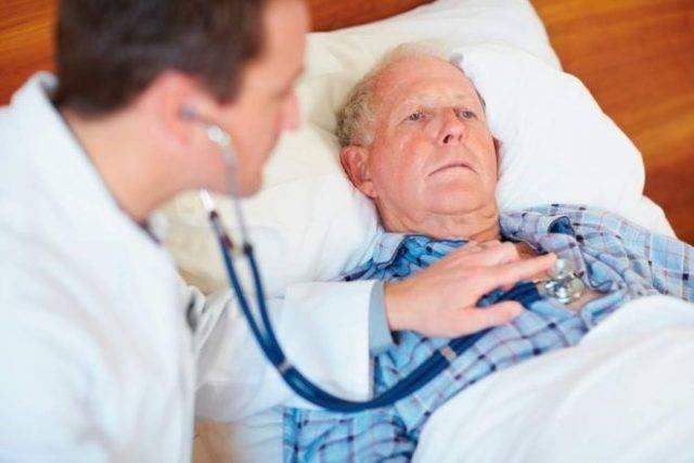 Появляется бледность и синюшность кожных покровов, слабый пульс, падение артериального давления