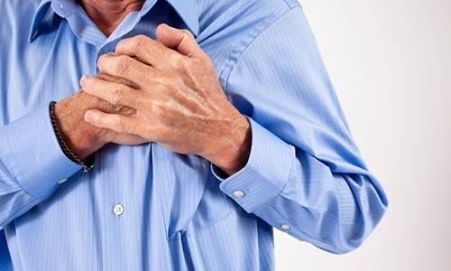 Покалывания в области сердца