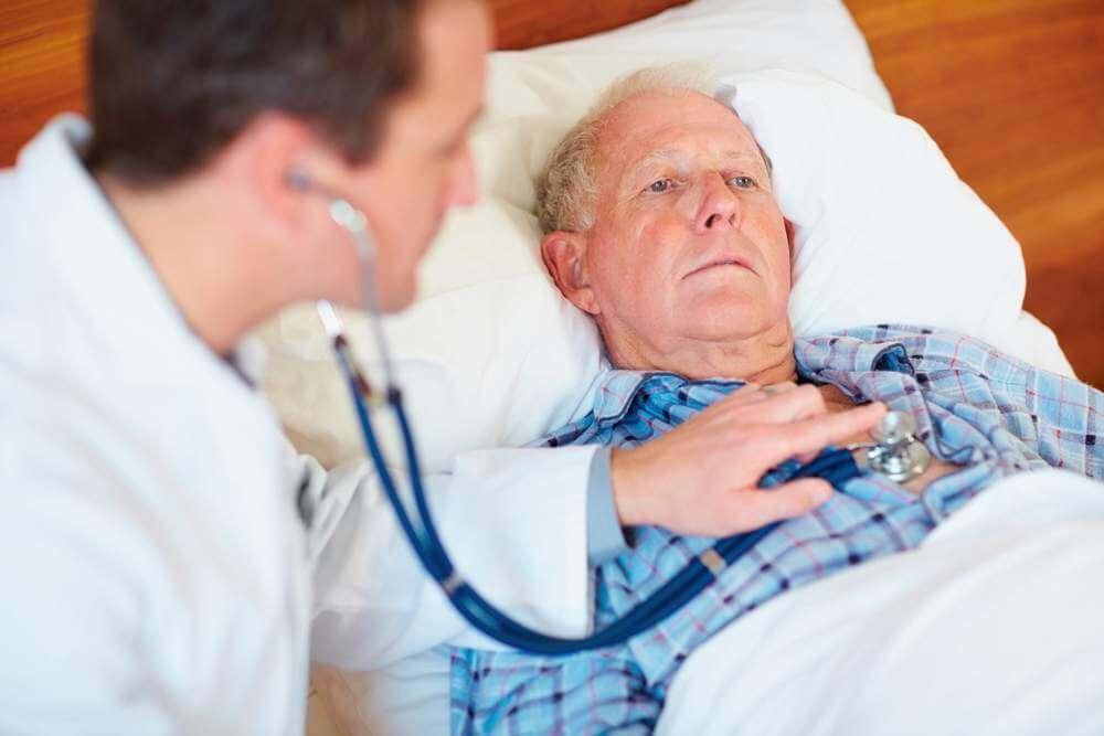 острый трансмуральный инфаркт передней стенки миокарда причины