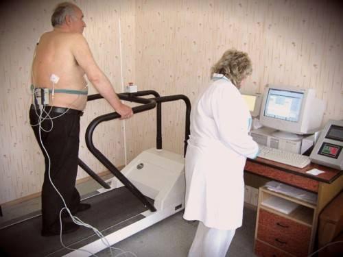 физические упражнения после инфаркта
