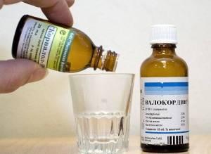 Медикаментозные методы
