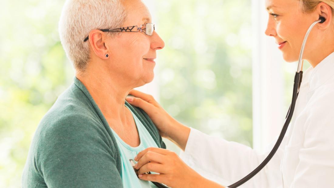 Симптомы сердечной недостаточности у женщин — Сердце