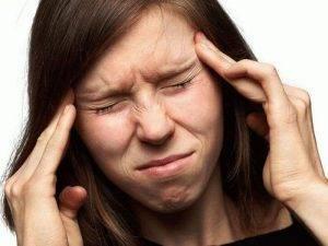 Тупая головная боль