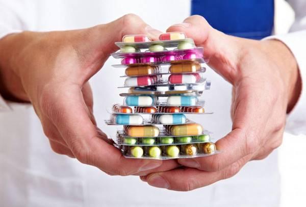 сильные таблетки от давления повышенного