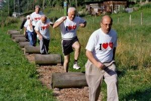 Реабилитация после инфаркта