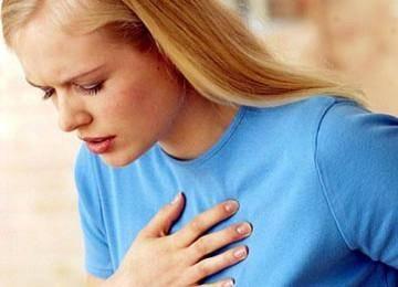 первые симптомы инфаркта у женщин