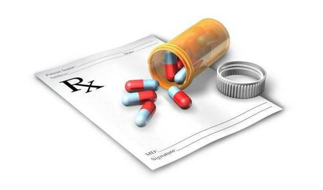 мочегонные таблетки список