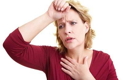 Симптом заболевания