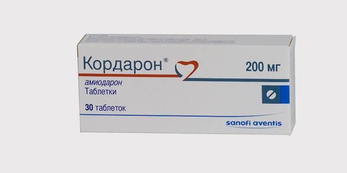 Лекарства от тахикардии сердца при повышенном и пониженном давлении