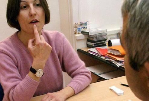 Как восстановить речь после инсульта упражнения