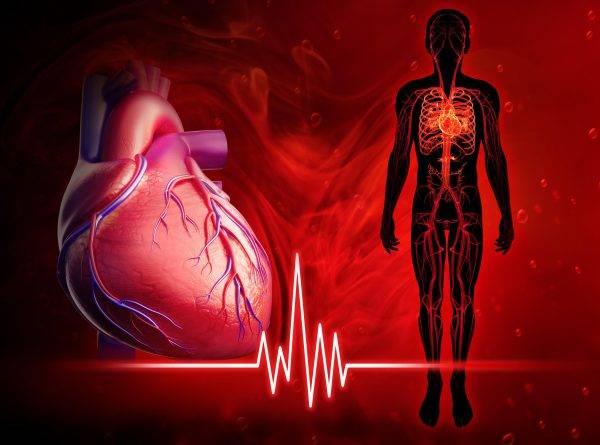 Учащение сердечного ритма при тахикардии