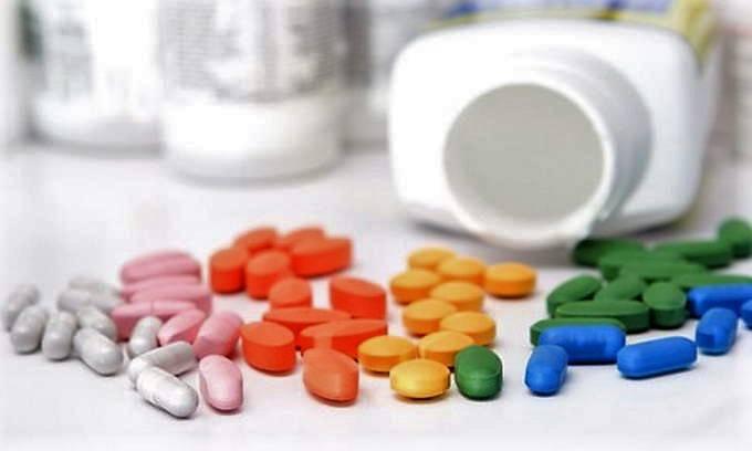 Таблетки от давления - перечень