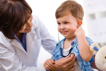 Причины развития заболевания у малышей