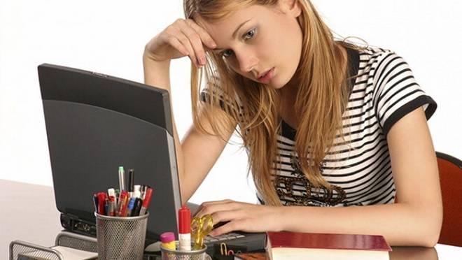 Стресс у подростка