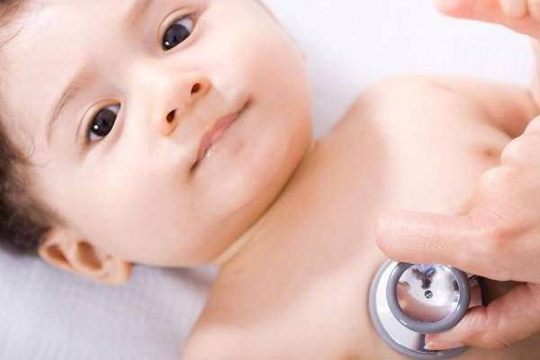 недостаточность трикуспидального клапана у детей