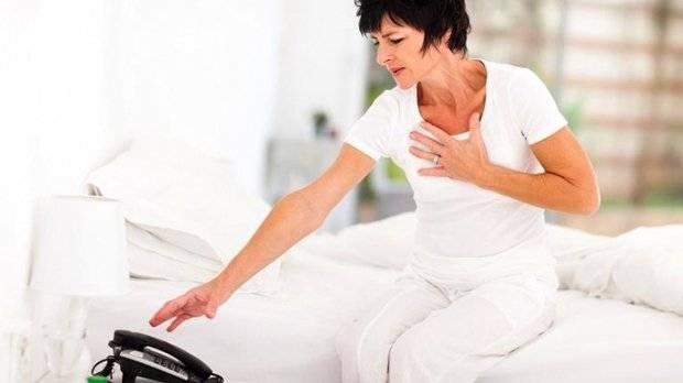 Первая помощь при прединфаркте: симптомы и первые признаки у женщин 50, 60 лет