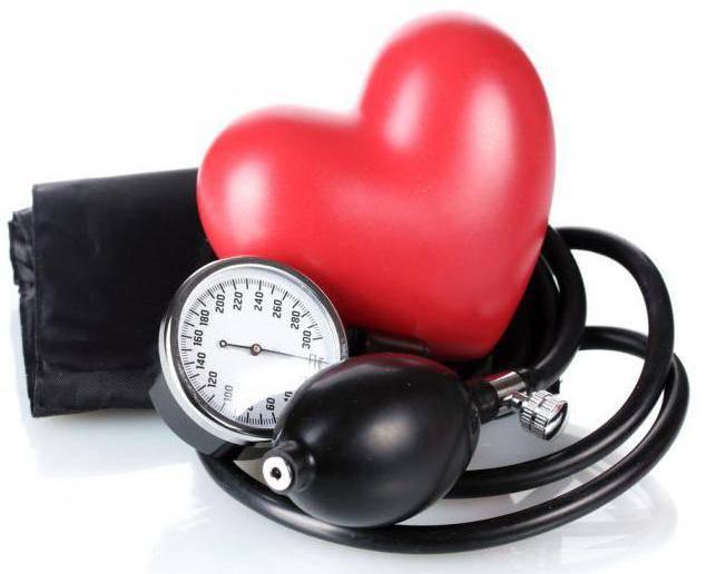 давление при инфаркте миокарда