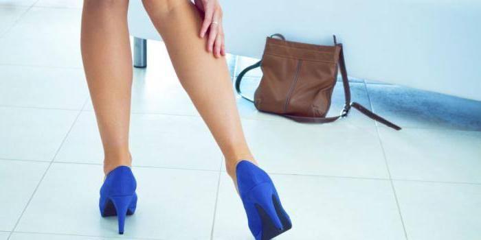 закупорка вен на ногах лечение в домашних условиях