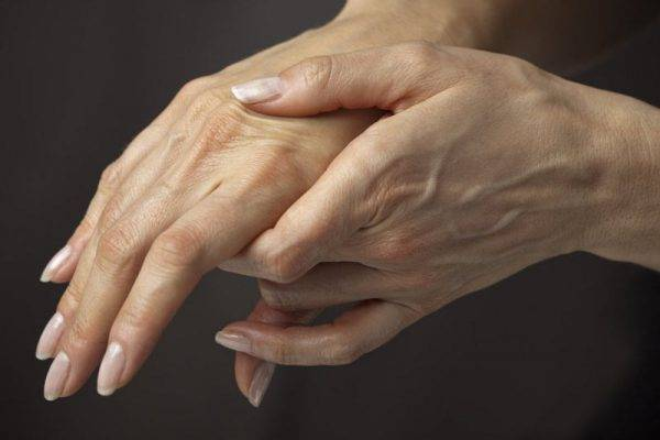 Онемение рук при тромбозе