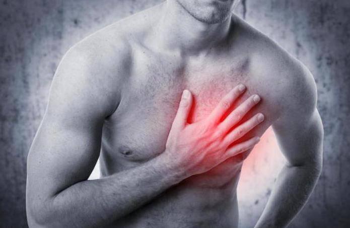 симптомы увеличенного сердца