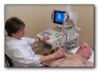 УЗИ сердца - один из диагностических методов