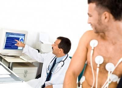 ЭКГ во время физической активности помогает определить тип стенокардии