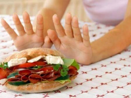 не следует есть жирную пищу