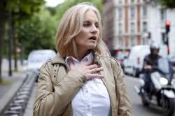 Расстройства дыхания - симптом повышенного пульса при повышенном давлении