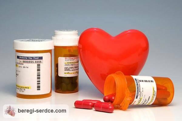 Лекарства при хронической сердечной недостаточности
