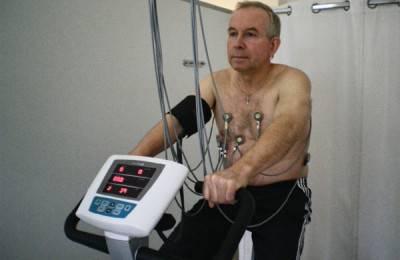 Мониторинг электрокардиографии