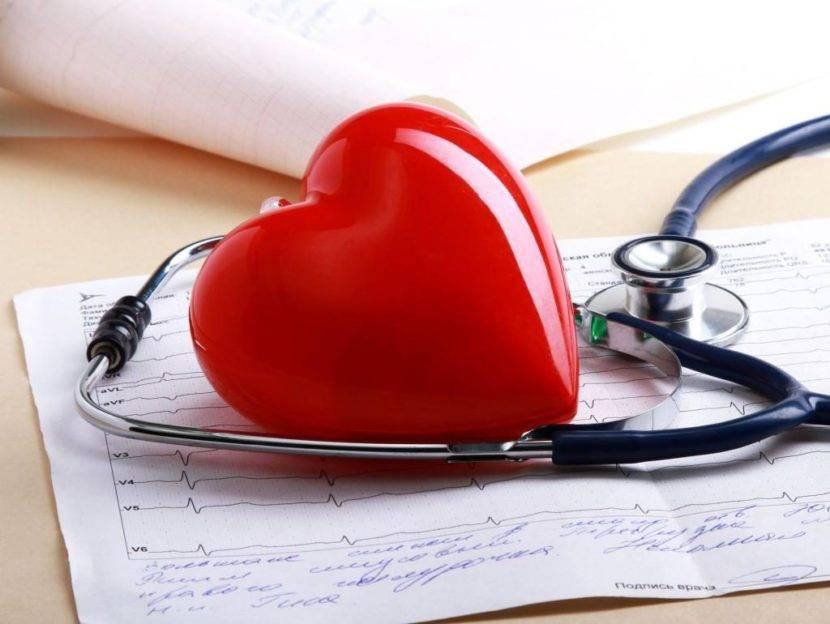 Рубец на сердце при обширном инфаркте