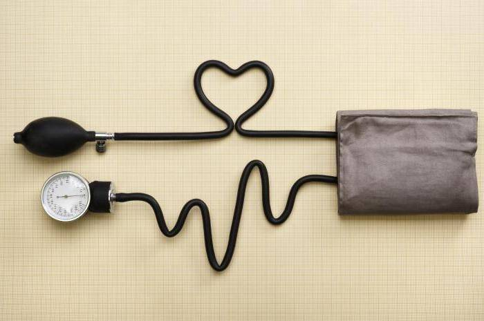 низкое давление после инфаркта почему