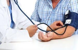 Высокое артериальное давление и низкое сердечное давление