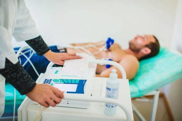 Инфаркт миокарда задней стенки — Сердце