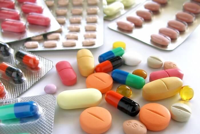 Таблетки от высокого пульса